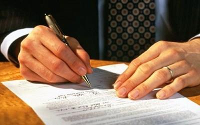 Составление доверенности на право сдачи в аренду