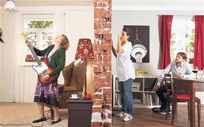 Шумные квартиранты - жалоба