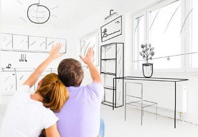 Перепланировка ипотечной квартиры