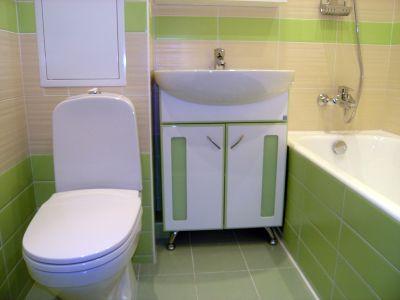 Разрешенная перепланировка ванной