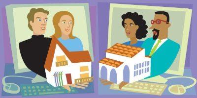 Обмен недвижимости между городами