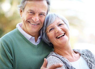 - для пенсионеров;