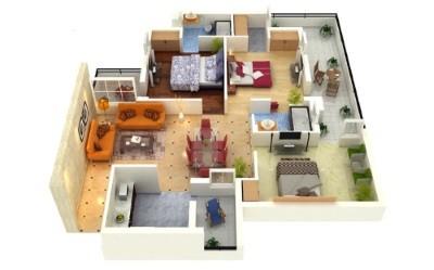 Приложение к договору аренды квартиры: акт описи имущества