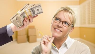 Залог при аренде квартиры образец расписки