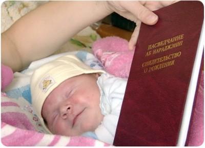 Список документов для регистрации новорожденного по месту жительства матери