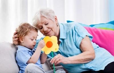 Прописка ребенка у бабушки без родителей