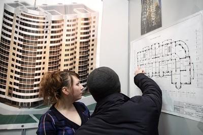 На каком этаме можно поменять куплиную квартиру в новостройке