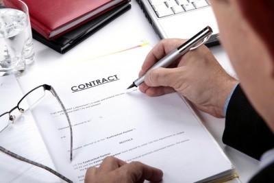 Трудовой договор управляющего и жск