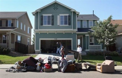 Выселение из квартиры прописанного человека